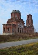 Церковь Георгия Победоносца - Манаенки - Арсеньевский район - Тульская область