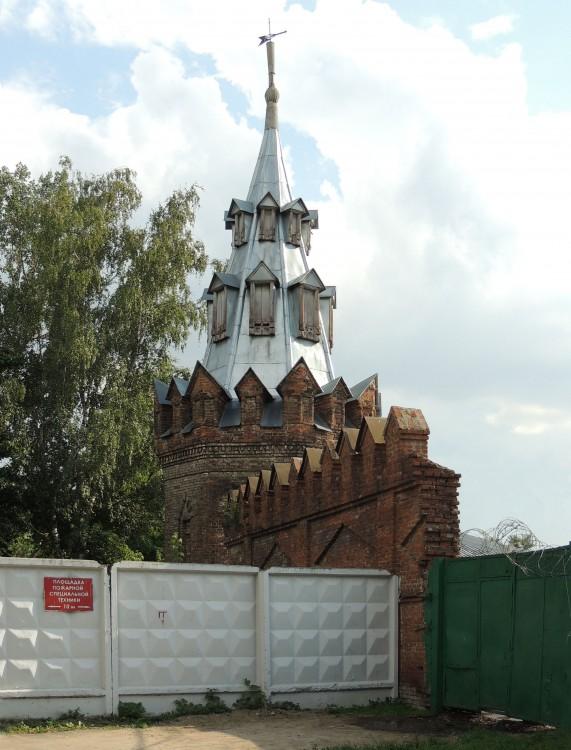 Бывший Никольский единоверческий монастырь, Москва