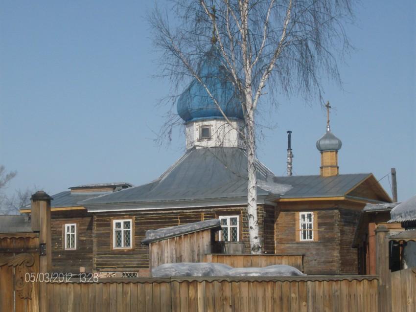 Церковь Казанской иконы Божией Матери, Бийск