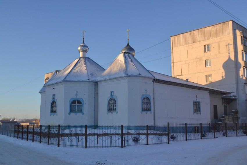 Рязанская область, Шиловский район, Лесной. Церковь иконы Божией Матери
