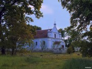 Малые Щитники. Покрова Пресвятой Богородицы, церковь