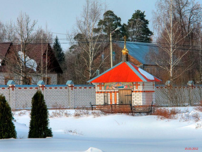 Александро-Невский монастырь. Часовня Успения Пресвятой Богородицы, Маклаково