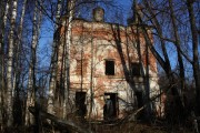 Церковь Рождества Христова - Вышнево (Рождественский Погост) - Кимрский район и г. Кимры - Тверская область