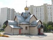 Церковь Троицы Живоначальной в Братеево - Братеево - Южный административный округ (ЮАО) - г. Москва