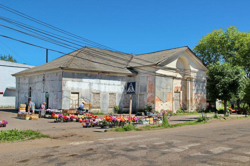 Церковь Спаса Нерукотворного Образа, Сонково