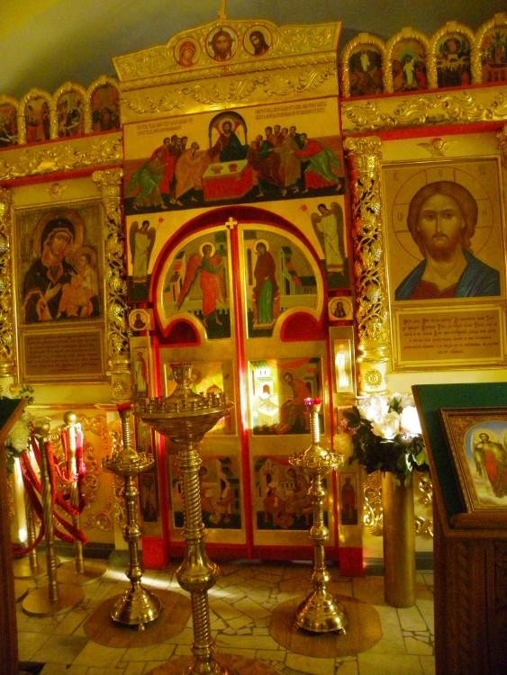 Церковь Николая Чудотворца, Красная Горка
