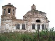 Церковь Происхождение Честных древ Животворящего креста Господня - Куларово - Вагайский район - Тюменская область
