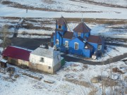 Церковь Иннокентия, епископа Иркутского (новая) - Туран - Туран, город - Республика Тыва