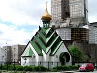 Храм-часовня Новомучеников и исповедников Церкви Русской - Центральный район - Санкт-Петербург - г. Санкт-Петербург