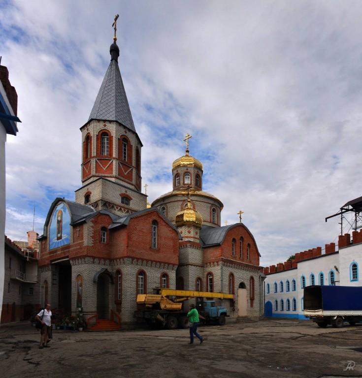 Никольский женский монастырь. Церковь Николая Чудотворца, Могочино