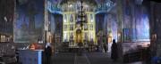 Никольский женский монастырь. Церковь Николая Чудотворца - Могочино - Молчановский район - Томская область