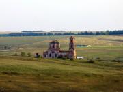 Церковь Троицы Живоначальной - Верхние Девлизери - Пестречинский район - Республика Татарстан