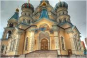 Ижевск. Иверской иконы Божией Матери, церковь