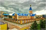 Ижевск. Серафима Саровского, церковь