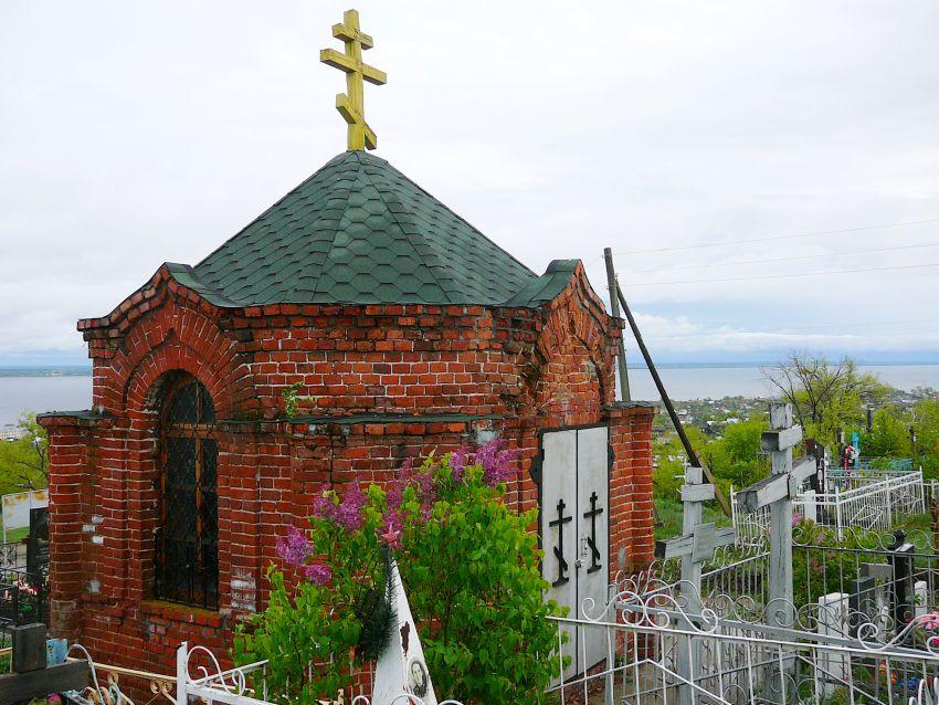 Неизвестная часовня, Хвалынск