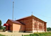 Церковь Троицы Живоначальной - Большие Медведки - Ефремов, город - Тульская область