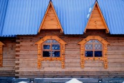 Церковь Михаила Архангела - Мыюта - Шебалинский район - Республика Алтай