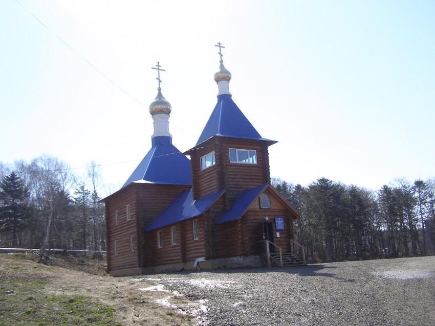 Церковь Успения Пресвятой Богородицы, Долинск