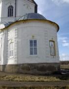 Тагашево (Тогашево). Покрова Пресвятой Богородицы, церковь