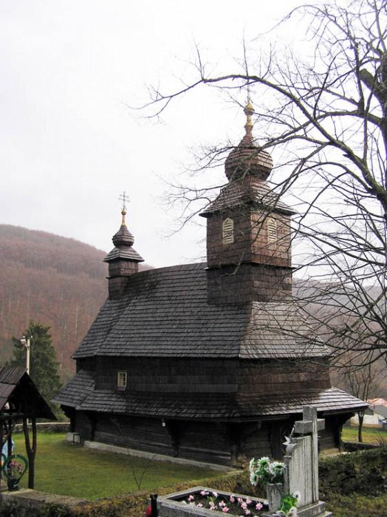 Церковь Василия Великого, Ликицары