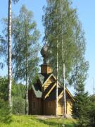 Сяндеба. Сяндемский Успенский женский монастырь. Церковь Троицы Живоначальной