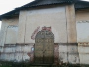 Церковь Георгия Победоносца - Висленев Остров - Окуловский район - Новгородская область