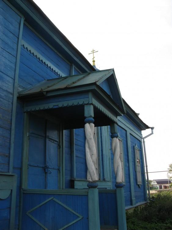 Церковь Покрова Пресвятой Богородицы, Сокуры