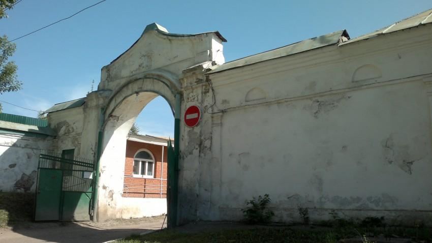 Новоиерусалимское архиерейское подворье (бывший Воскресенский мужской монастырь