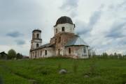 Церковь Происхождения Честных Древ - Чарозеро - Кирилловский район - Вологодская область