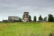 Церковь Богоявления Господня - Кашино, урочище - Подпорожский район - Ленинградская область