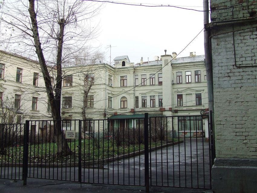 Николаевский Греческий монастырь, Москва