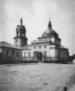 Церковь Космы и Дамиана Римских, что в Таганной слободе - Москва - Центральный административный округ (ЦАО) - г. Москва