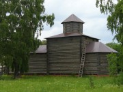 Церковь Троицы Живоначальной (сгоревшая) - Крещёные Казыли - Рыбно-Слободский район - Республика Татарстан