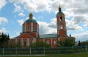 Церковь Иверской иконы Божией Матери - Эртиль - Эртильский район - Воронежская область