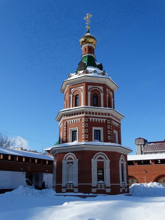 Часовня Покрова Пресвятой Богородицы в Царевококшайском кремле, Йошкар-Ола