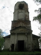Церковь Илии Пророка - Ильинский погост - Верховажский район - Вологодская область
