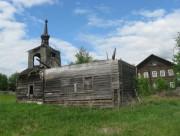 Часовня Илии Пророка - Удальцовская - Верховажский район - Вологодская область