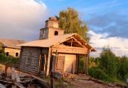 Часовня Илии Пророка - Григоровская - Верховажский район - Вологодская область