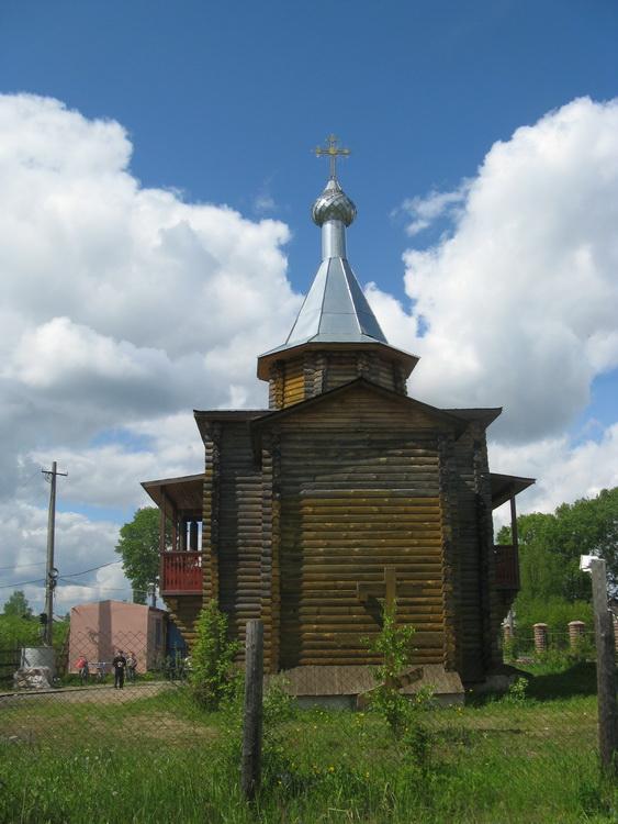 Церковь Феодоровской иконы Божией Матери, Кулой