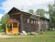Церковь Воскресения Христова - Лиходиевский погост - Вельский район - Архангельская область