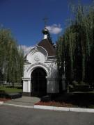 Часовня Георгия Победоносца на Воздвиженском кладбище - Тамбов - Тамбов, город - Тамбовская область