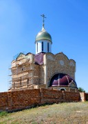 Церковь Николая Чудотворца - Новый Егорлык - Сальский район - Ростовская область