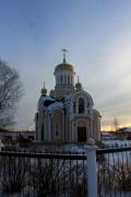 Церковь Троицы Живоначальной - Старые Зятцы - Якшур-Бодьинский район - Республика Удмуртия