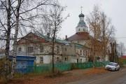 Шенкурск. Троицкий Шенкурский женский монастырь. Церковь Зосимы и Савватия Соловецких