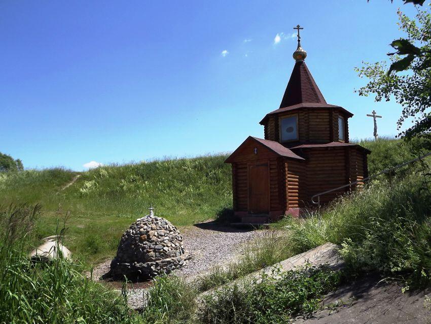 Неизвестная часовня, Старые Халеевичи (Бахаевка)
