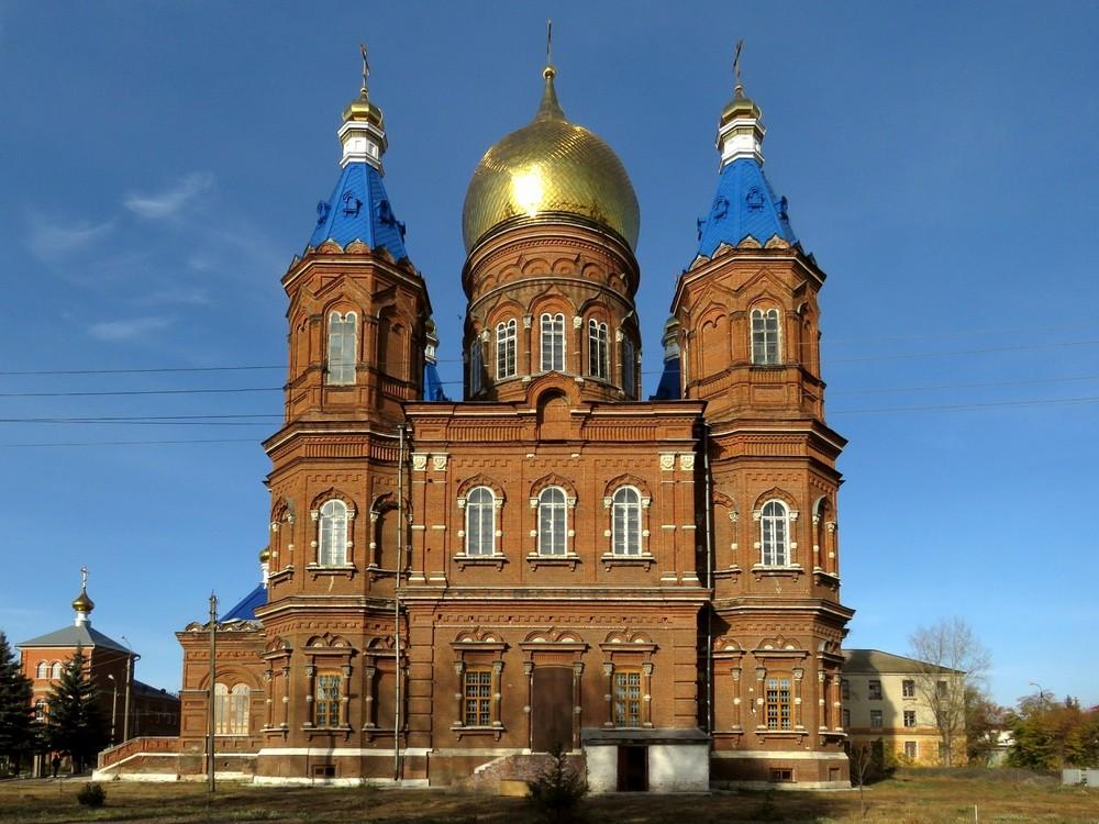 Кафедральный собор Михаила Архангела, Сердобск
