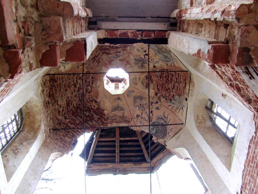 Церковь Параскевы Пятницы, Якшино