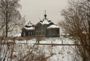 Церковь Николая Чудотворца - Юхнево - Вельский район - Архангельская область