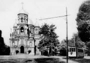 Ташкент. Сергия Радонежского, церковь