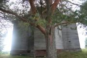 Чуроз-гора (Средь-Мехреньга). Рождества Пресвятой Богородицы, церковь